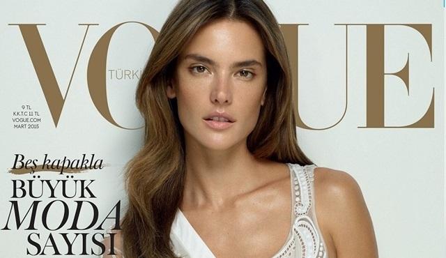 Vogue Türkiye 5 Yaşında!