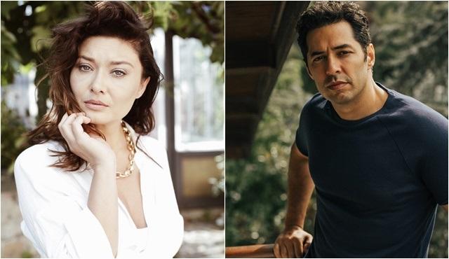 FOX'un yeni dizisinin başrollerini Nurgül Yeşilçay ve Mert Fırat üstlenecek!