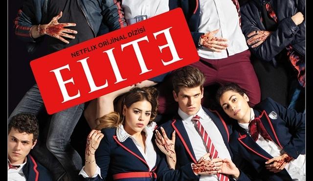 Netflix, İspanyolca dizisi ELITE'nin resmi fragmanını ve afişini paylaştı!