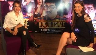 Gupse Özay'dan Film Koptu'ya özel açıklamalar!