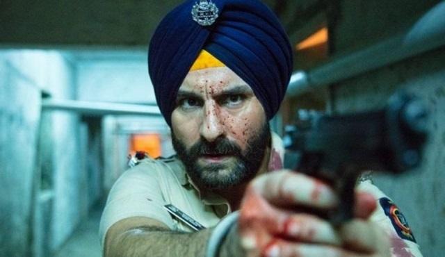 Netflix'in Hindistan yapımı ilk dizisi Sacred Games 6 Temmuz'da başlıyor
