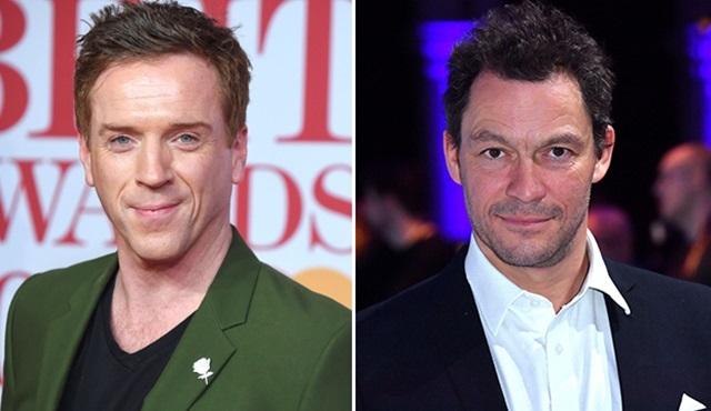 Damian Lewis ve Dominic West, A Spy Among Friends dizisinin başrollerini üstlendi