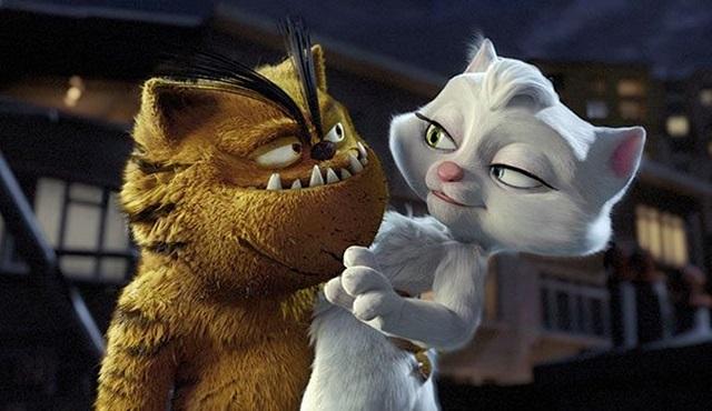Uğur Yücel ve Demet Evgar'ın sesinden Kötü Kedi Şerafettin geliyor!