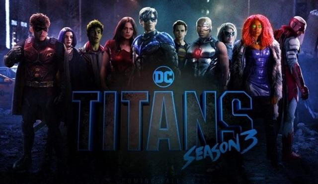 Titans'ın 3. sezon tanıtımı geldi