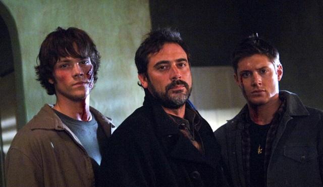 Jeffrey Dean Morgan, Supernatural'ın 300. bölümü için diziye dönüyor