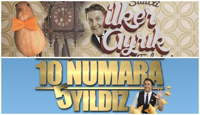 İlker Ayrık, birbirinden eğlenceli iki farklı programla Fox Türkiye'de!