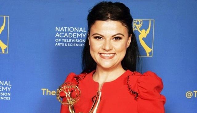 Selin Özdemir, 60 Minutes ile iki Emmy ödülü kazandı