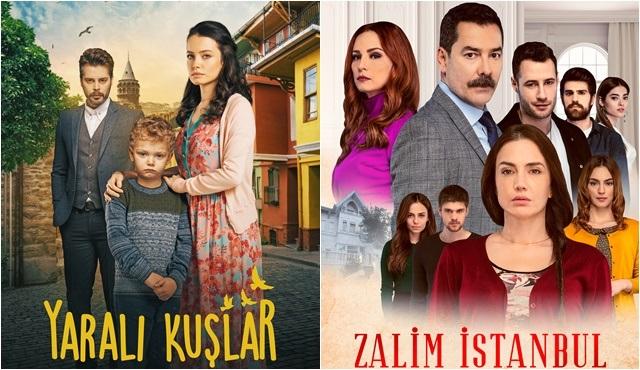 Kanal D'den iki yeni dizi: Zalim İstanbul ve Yaralı Kuşlar bugün başlıyor!