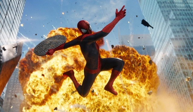 Tv'de İlk Kez: ''The Amazing Spider-Man 2'' ATV'de ekrana geliyor!