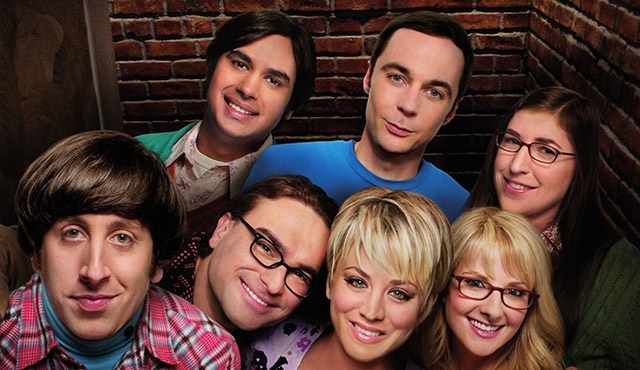The Big Bang Theory, 8. sezonuyla Dizimax Comedy'de!