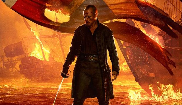 Black Sails: 3. sezon posteri ve fragmanı birlikte geldi