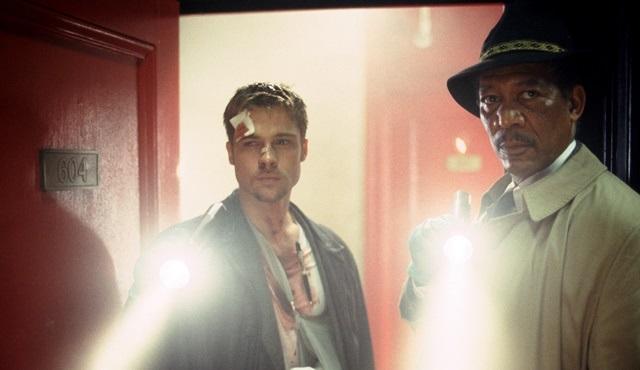 DMAX'in Popcorn Kuşağı'nda bu hafta Seven (Yedi) filmi ekrana gelecek!