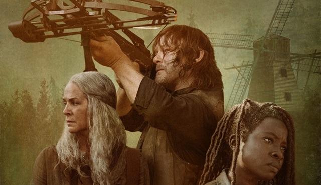 The Walking Dead'in 9. sezonu 11 Şubat'ta FX'te devam edecek!