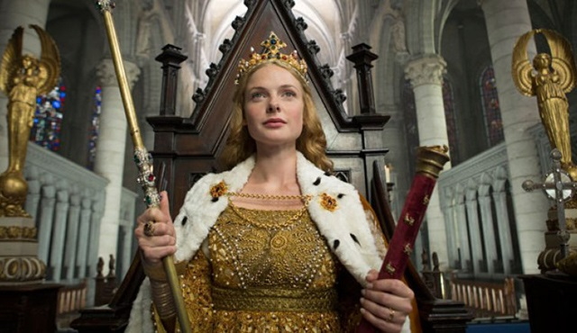 The White Queen'e devam dizisi geliyor: The White Princess