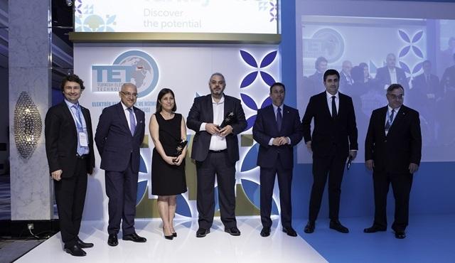 TET İhracat Başarı Ödülleri'nden Kanal D'ye ödül!