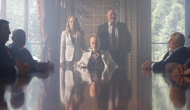 Poyraz Karayel Küresel Sermaye filmi Tv'de ilk kez Fox Türkiye'de ekrana gelecek!