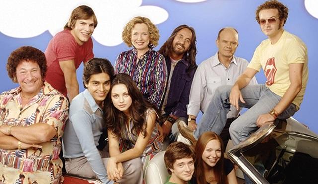 Netflix, That '70s Show dizisinin uzantısına onay verdi: That '90s Show