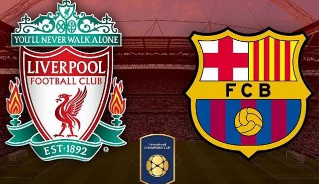 Liverpool - Barcelona Uluslararası Şampiyonlar Kupası maçı Kanal D'de ekrana geliyor!