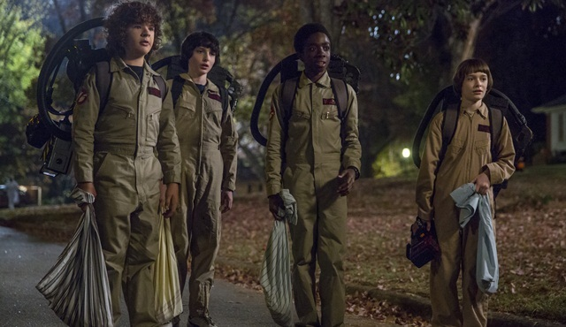 Stranger Things 2. sezondan ilk görseller yayınlandı!