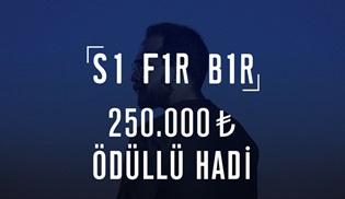 BluTV, Sıfır Bir'in 6. sezonuyla ilgili ödüllü bir bilgi yarışması başlatıyor!