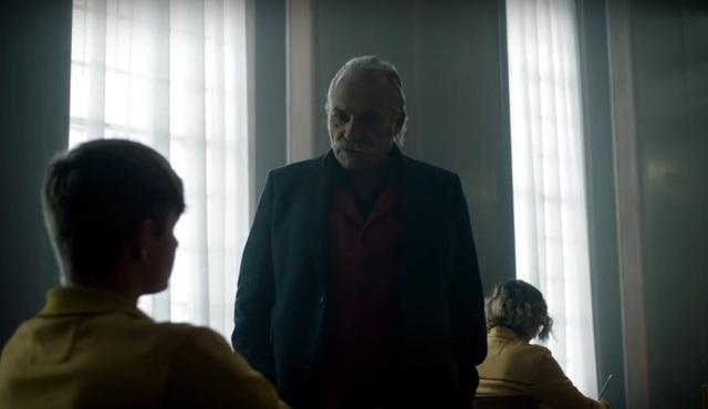 Haluk Bilginer'li Alex Rider dizisinden yeni bir tanıtım geldi