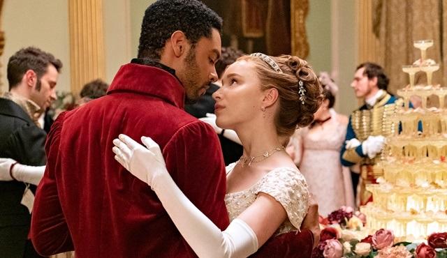 Bridgerton: Gerçek aşk, her şeyin üstesinden gelir!