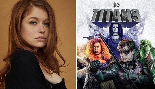 Genevieve Angelson, Titans'ın ikinci sezonunun kadrosuna katıldı