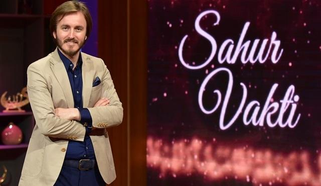 """Bekir Köse'nin sunumu ile """"Sahur Vakti"""", Ramazan ayı boyunca TV8'de!"""