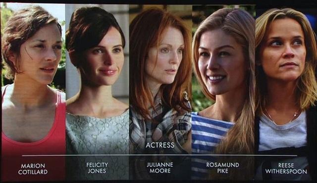 Vanity Fair'in Oscar Kırmızı Halı Tahminleri