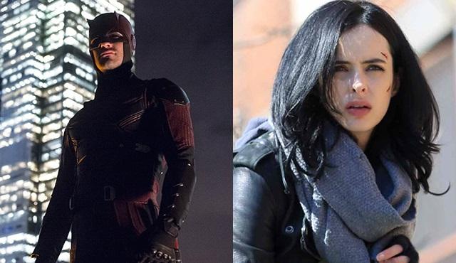 Daredevil'i Jessica Jones dizisinde de göreceğiz