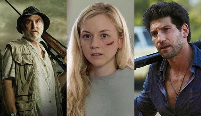 The Walking Dead'in unutulmayan ölmüş karakterleri