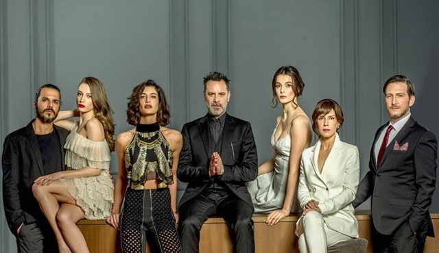 Fi, Güney Kore'de yayınlanan ilk Türk dizisi olacak!