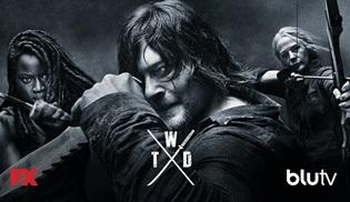 The Walking Dead, 10. sezonuyla BluTV'de başlıyor!