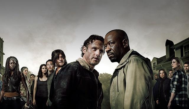 The Walking Dead'de hayatta kalmak daha da zorlaşıyor