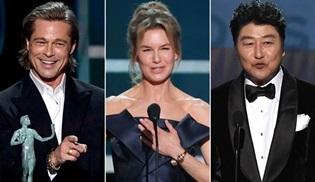 26. Screen Actors Guild Ödülleri'nde (SAG) kazananlar belli oldu