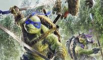 Teenage Mutant Ninja Turtles 2 filminden Türkçe poster geldi