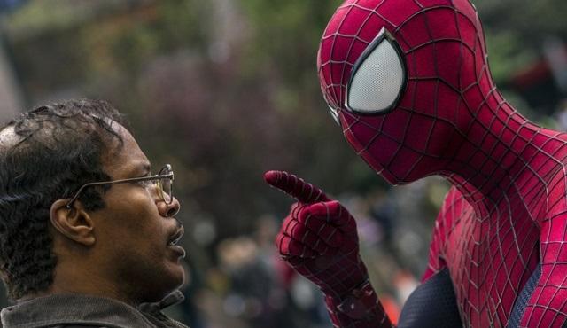 İnanılmaz Örümcek Adam 2 filmi Kanal D'de ekrana geliyor!