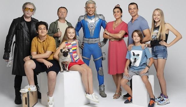FOXplay'in fantastik sitcom türündeki dizisi GORBİ, 18 Ekim'de başlıyor!