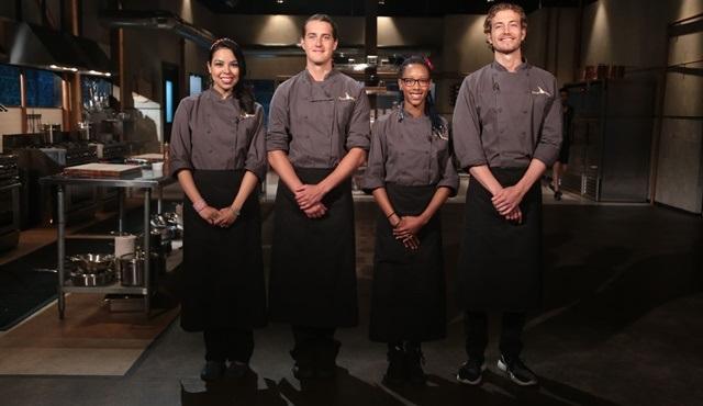 Ted Allen'ın sunumuyla Hızlı Düşün Hızlı Pişir programı TLC ekranlarında olacak!