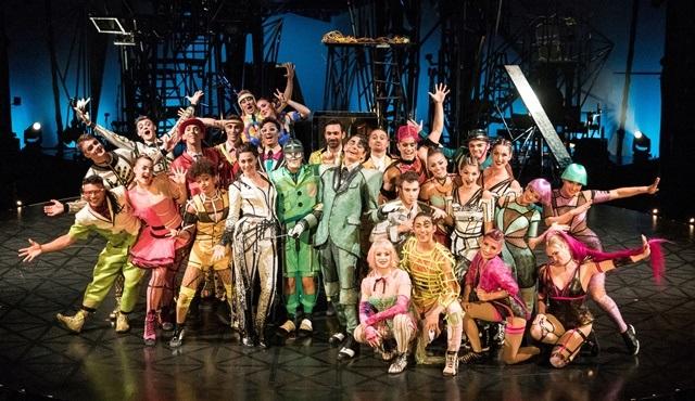 Cirque du Soleil, yeni şovu Bazzar'ın prömiyerini İstanbul'da yapacak!