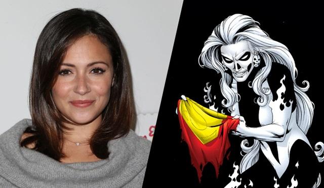 Italia Ricci, Supergirl'de hangi karakteri canlandıracak?