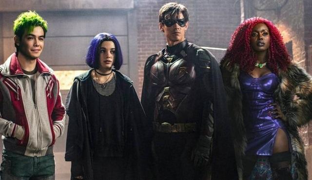 Titans'ın ikinci sezonunun ilk tanıtımı yayınlandı