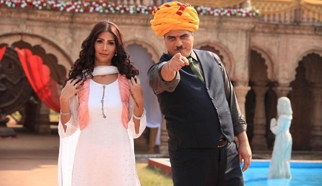 'Bir Baba Hindu' filminin çekimleri devam ediyor!