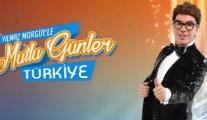 Yılmaz Morgül, Mutlu Günler Türkiye ile TV8