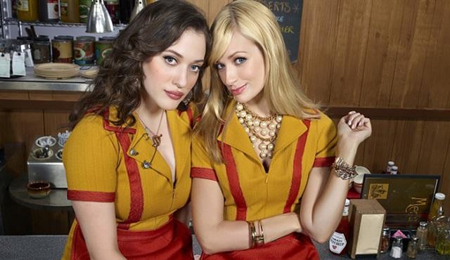 2 Broke Girls 4. sezonuyla TLC ekranlarında başlıyor