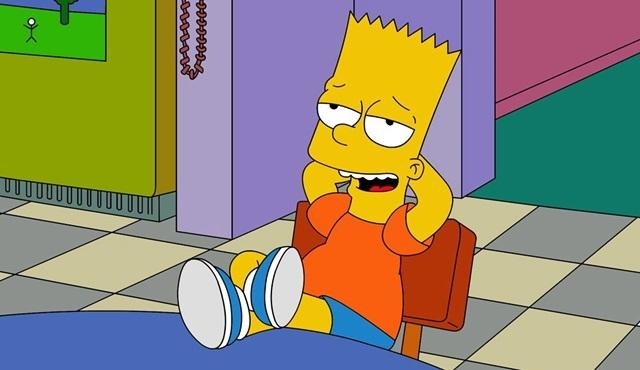Annen ve baban boşanıyor, şimdi neler olacak Bart?