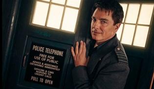 John Barrowman, Doctor Who'nun Noel bölümü için dönüyor
