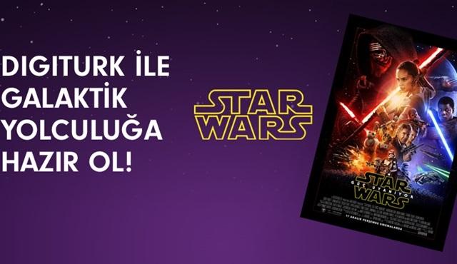 Digiturk ile 'Star Wars: Güç Uyanıyor'un çekildiği stüdyoya gitmek ister misin?