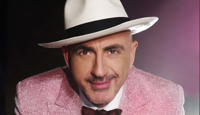 Eurovision'da Türkiye yok ama Serhat var!
