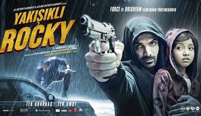 Türkiye'de Bollywood rüzgarı esmeye başlıyor: Yakışıklı Rocky vizyona giriyor!